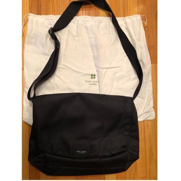 Kate Spade Nylon Messenger Bag